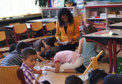 ピースフルスクールの教室